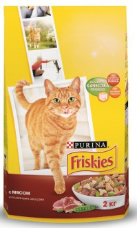 friskies meat